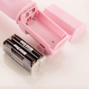 単4電池×4個付属