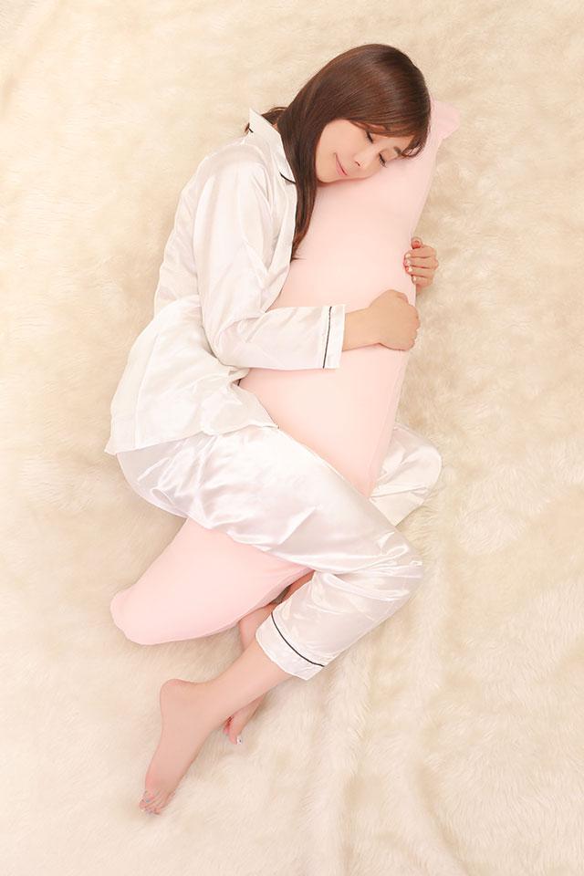 抱き枕クリクリ